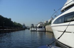 Weekend на яхте в Подмосковье: где отдохнуть 2 дня?