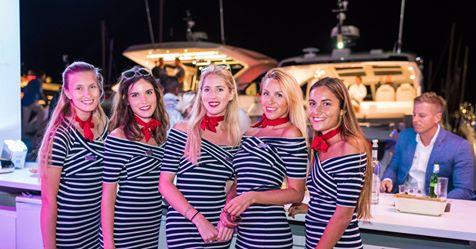 Фотоотчет с ежегодной вечеринки Fairline Russia на Cannes Yachting Festival