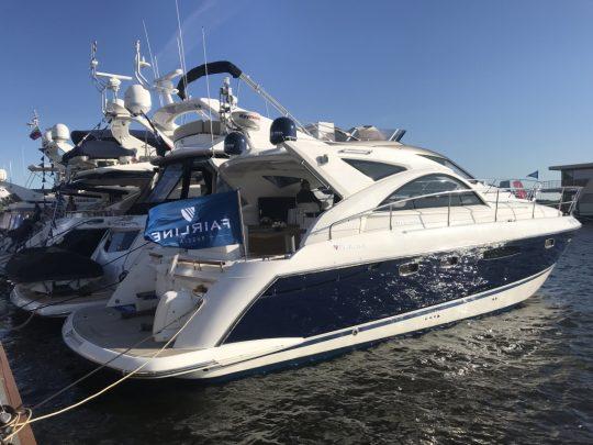 Выставка Moscow Yacht Show в полном разгаре!
