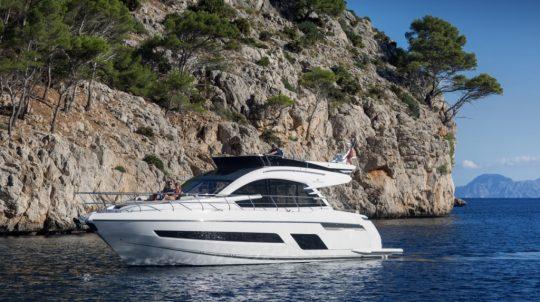 Fairline Yachts представит новые модели на Southampton Boat Show 2018