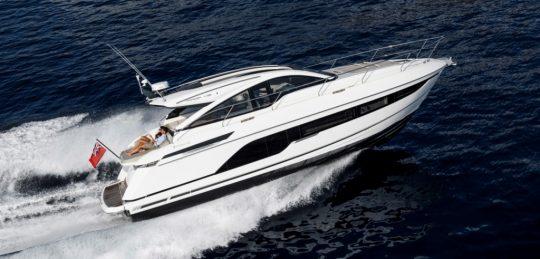 Дэвид Тайдмэн займет пост Управляющего директора Fairline Yachts.