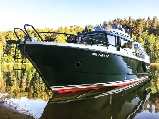 Яхта Sargo 36 Fly Explorer | ID: 14350