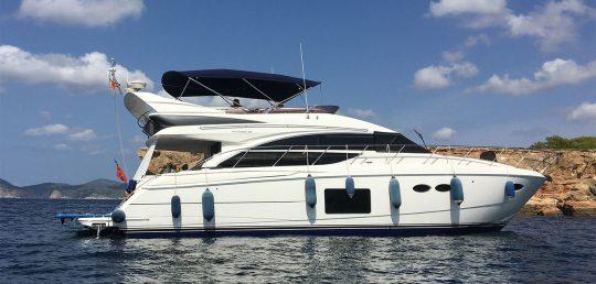 Яхта Princess 56 | ID: 14316