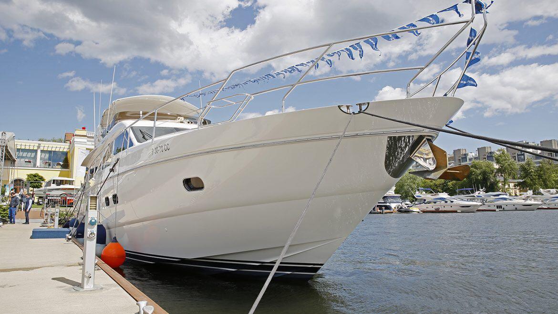 Яхта Princess 67 | ID: 14357