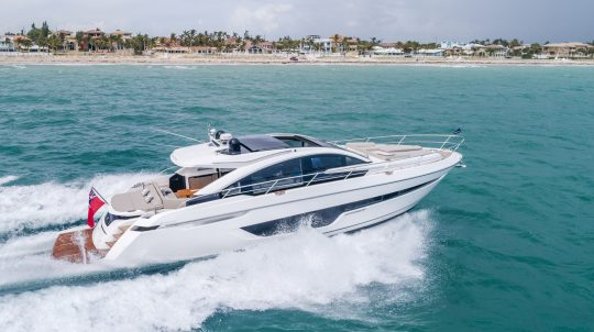 Яхта Fairline Targa 65 GT | ID: 16329