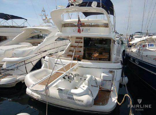 Яхта Fairline Phantom 50 | ID: 14328