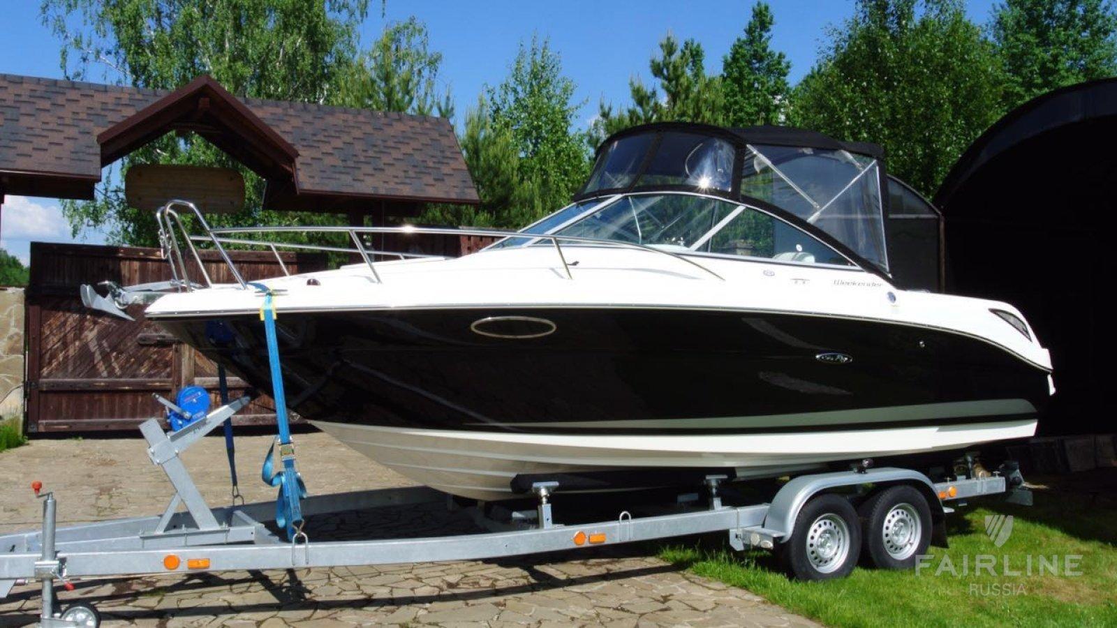 Яхта Sea Ray 235 Weekender | ID: 14366
