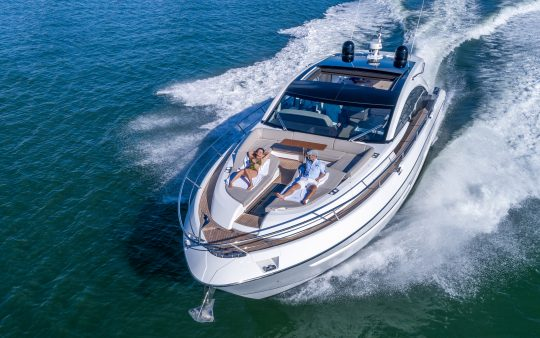 Яхта Fairline Targa 65 GTO | ID: 17399