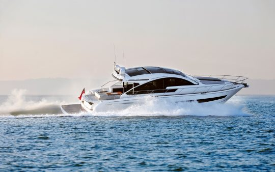 Яхта Fairline Targa 53 GT | ID: 16272