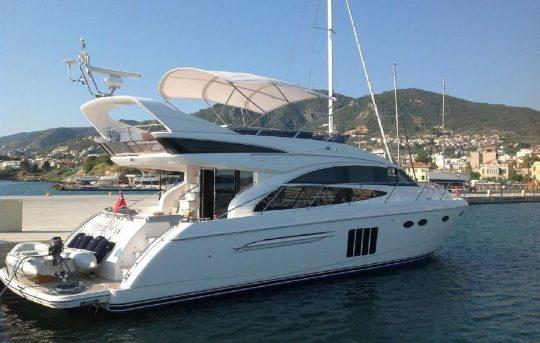 Яхта Princess 60 | ID: 14339