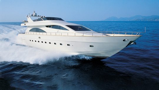Яхта Amer 86 | ID: 14326