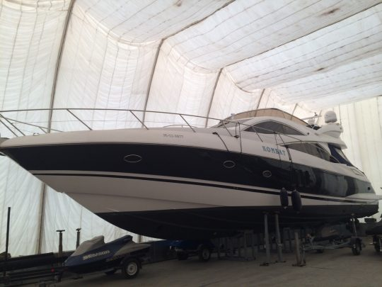Яхта Sunseeker Manhattan 66 | ID: 14341