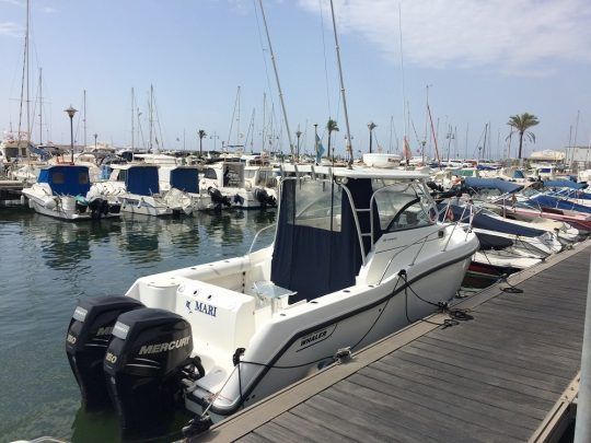 Яхта Boston Whaler 255 CQ | ID: 14356
