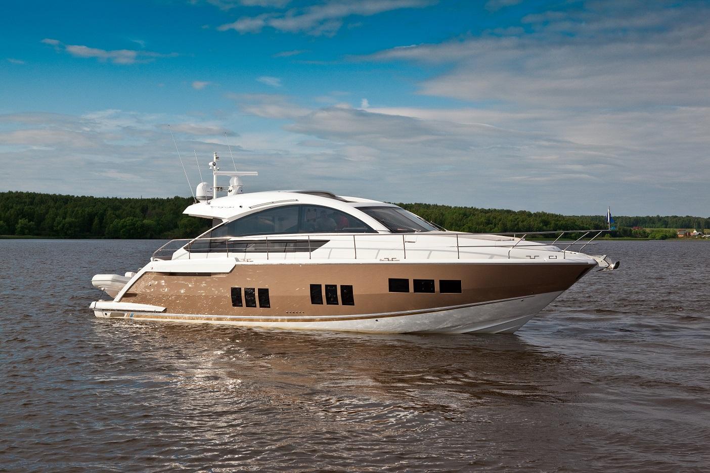 Яхта Fairline Targa 50 GT | ID: 14364