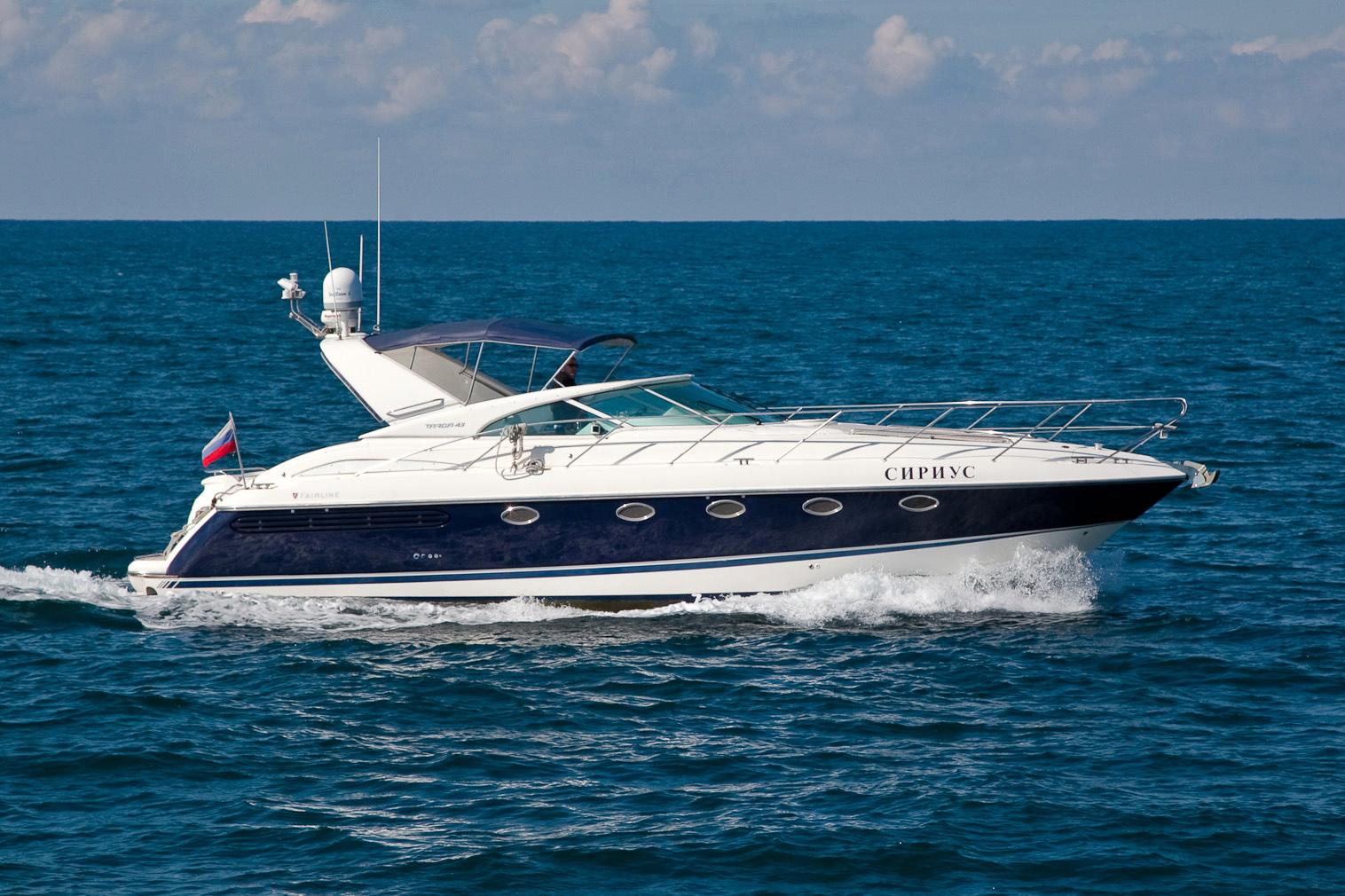 Яхта Fairline Targa 43 | ID: 14333