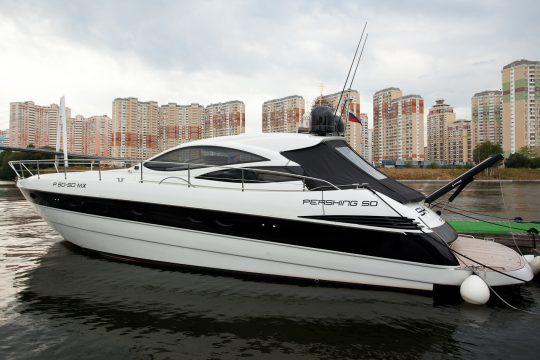 Яхта Pershing 50 | ID: 14372
