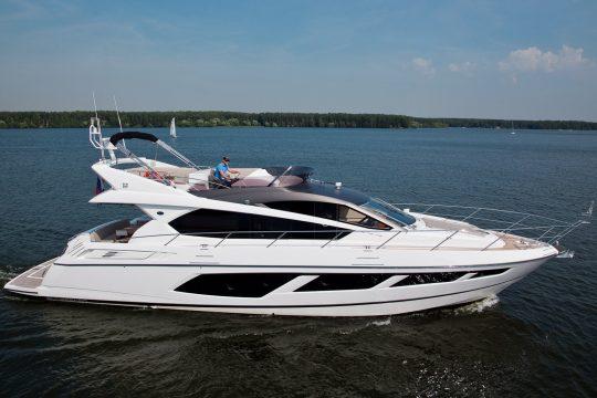 Яхта Sunseeker Manhattan 65 | ID: 14347