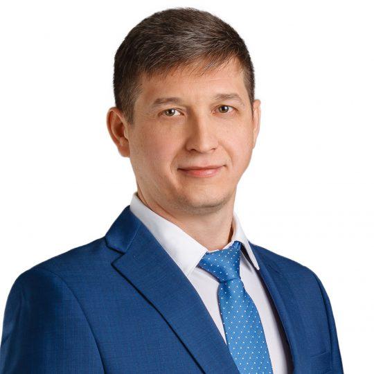 Брокер Fairline Russia Константин Прибытков