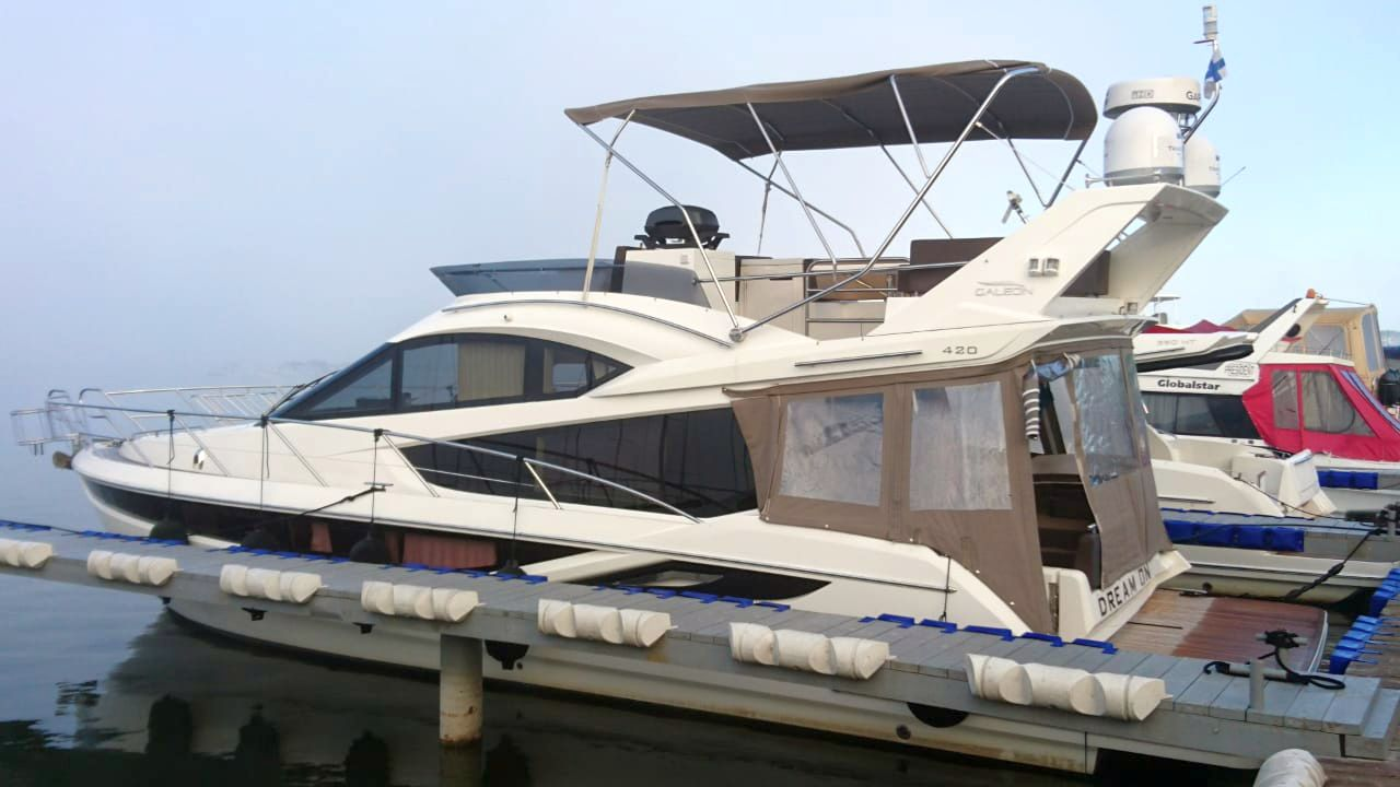 Яхта Galeon 420 Fly | ID: 14354