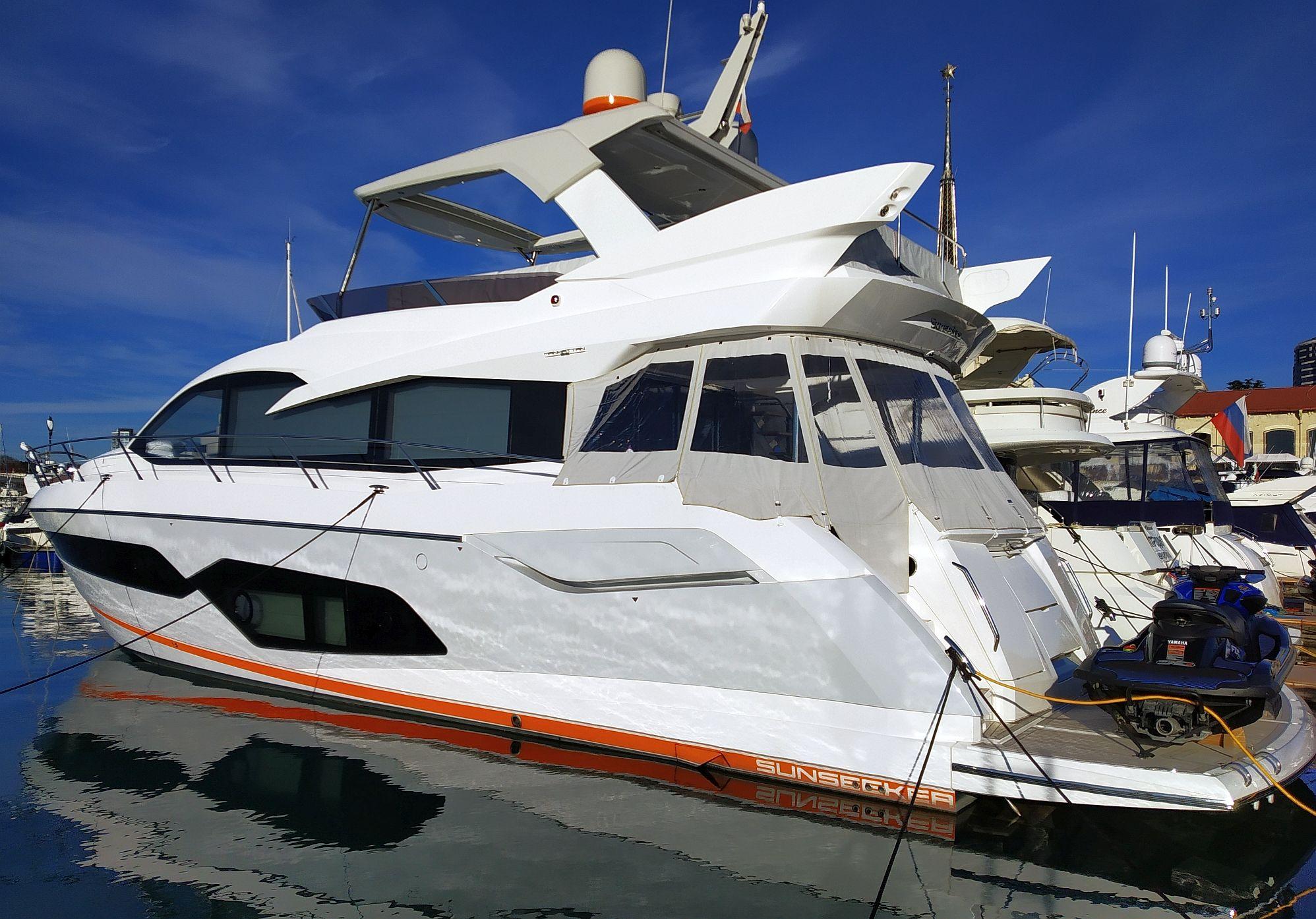 Яхта Sunseeker Manhattan 66 | ID: 14352