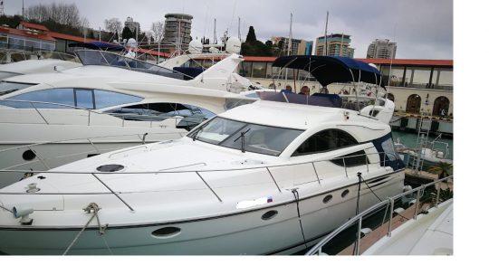 Яхта Fairline Phantom 50 | ID: 14311