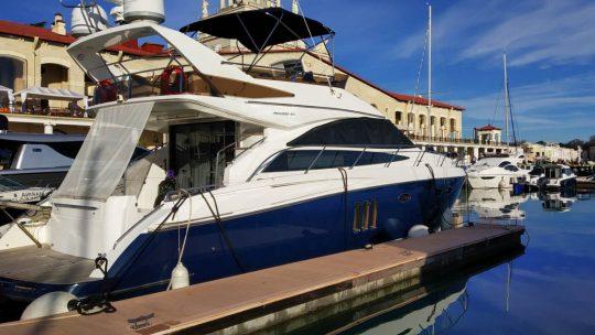 Яхта Princess 54 | ID: 14310