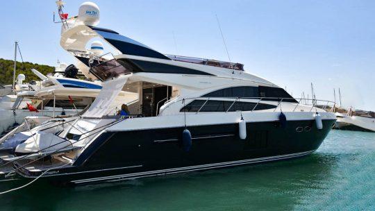 Яхта Princess 64 | ID: 14319