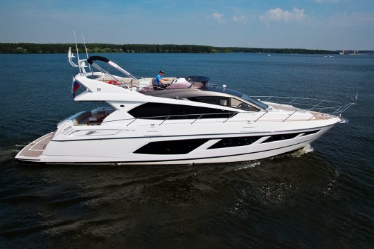 Яхта Sunseeker Manhattan 65 | ID: 14347