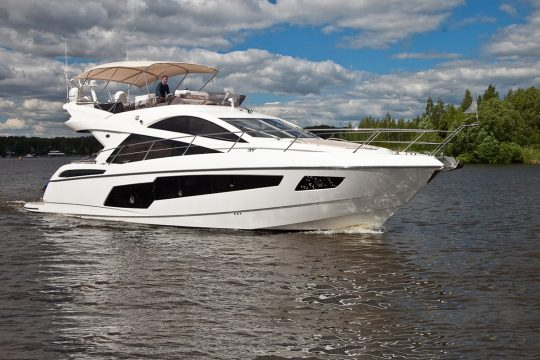 Яхта Sunseeker Manhattan 55 | ID: 14306