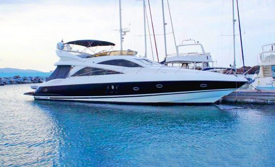 Яхта Sunseeker Manhattan 66 | ID: 14323