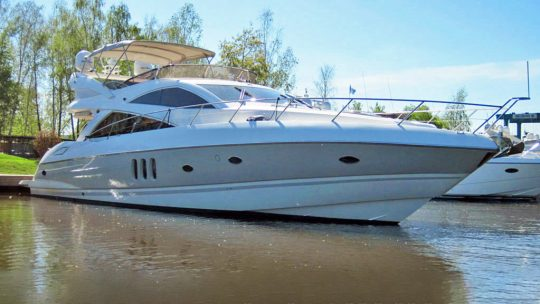 Яхта Sunseeker Manhattan 66 | ID: 14324