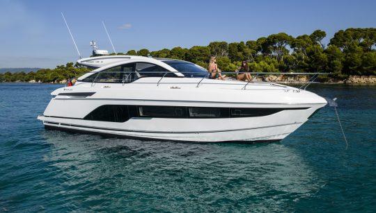 Яхта Targa 45 OPEN | ID: 16209