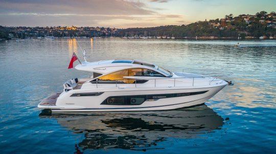 Яхта Fairline Targa 48 GT | ID: 16230