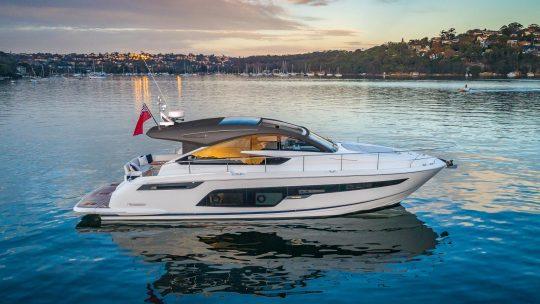 Яхта Targa 50 GT | ID: 17398