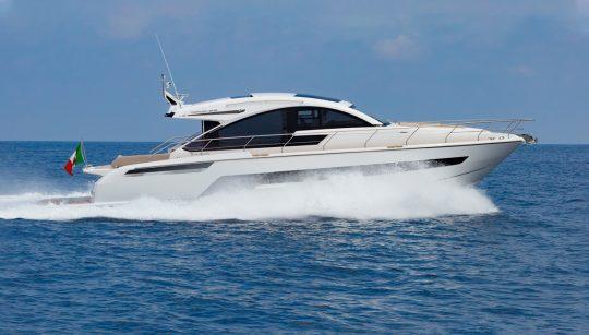 Яхта Targa 53 GT | ID: 16272