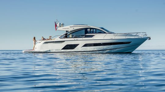 Яхта Fairline Targa 53 OPEN | ID: 16283