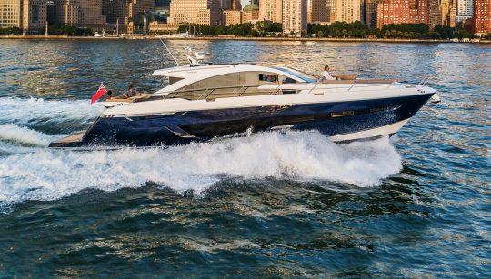 Яхта Targa 65 GT | ID: 16329