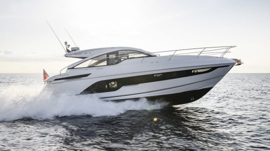Яхта Fairline Targa 45 OPEN | ID: 16209