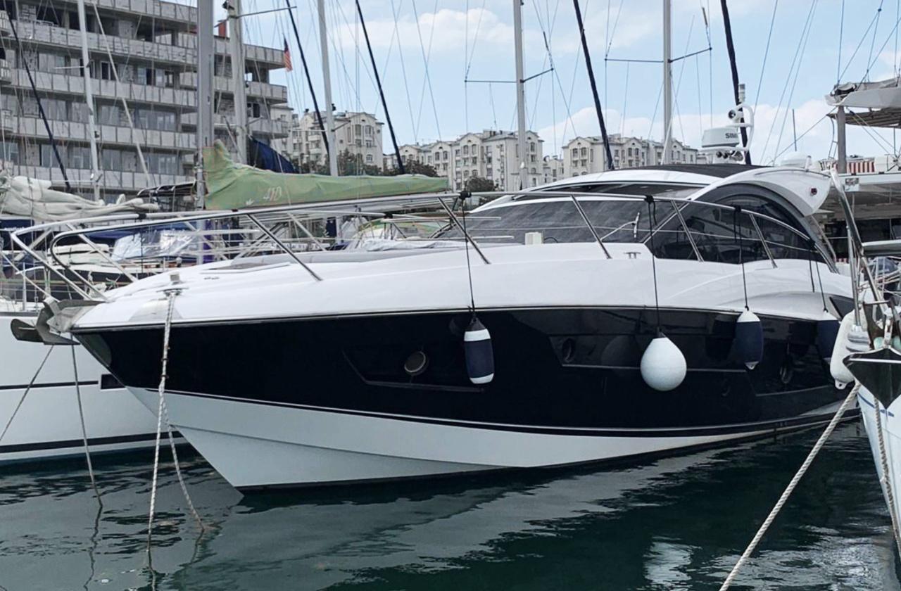 Яхта Sunseeker Portofino 40 (REF. SS-4013) | ID: 14307