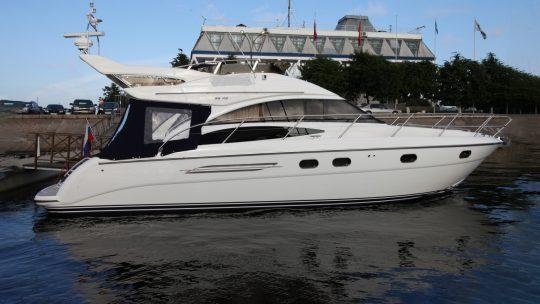Яхта Princess 42 | ID: 16872