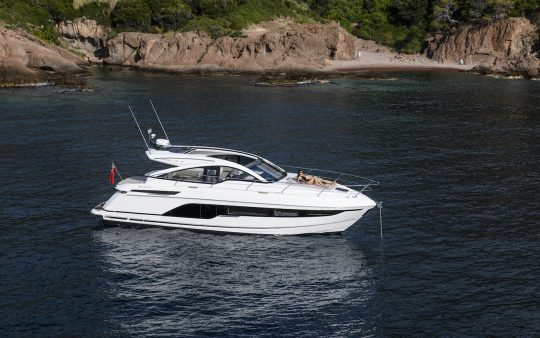 Яхта Fairline Targa 45 GT | ID: 17863