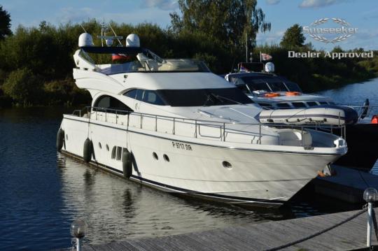 Яхта Dominator 620 | ID: 16937