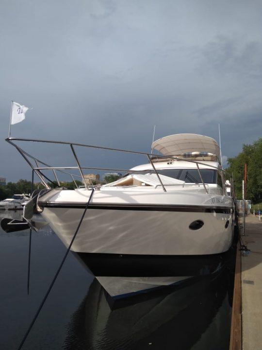 Яхта Princess 62 | ID: 17176