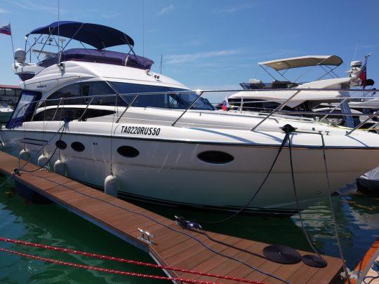 Яхта Princess 42 | ID: 17137