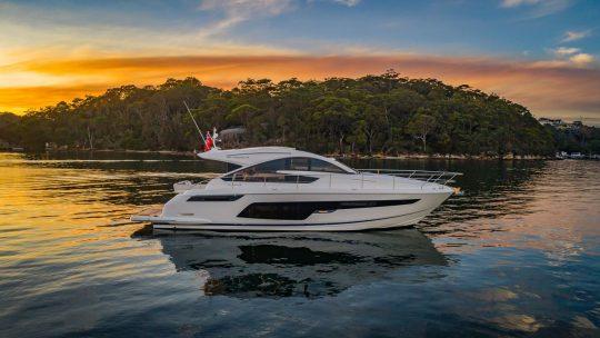 Только до 1 июля: успейте приобрести готовую яхту Targa 48 GT