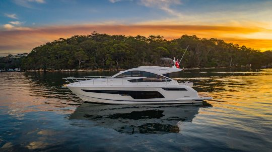 Яхта Fairline Targa 48 GT | ID: 17233