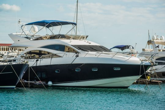 Яхта Sunseeker Manhattan 70 | ID: 14343