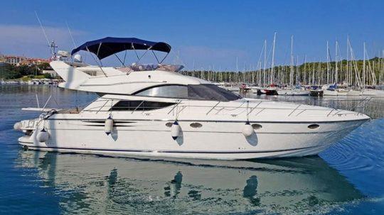 Яхта Fairline Phantom 50 | ID: 17400