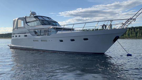 Яхта Paсific 148 Allure | ID: 17382
