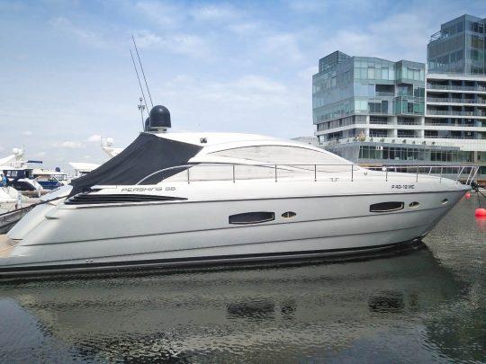 Яхта Pershing 56 | ID: 17436